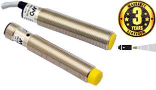 Cylindrical Inductive Sensors