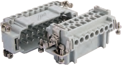 ILME JEI Series For Industrial Connectors