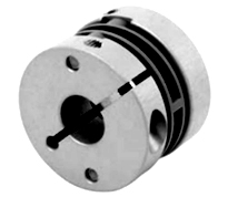 Isolated Disk Couplings